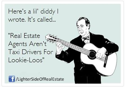 Real Estate Memes - Wrote you a ditty