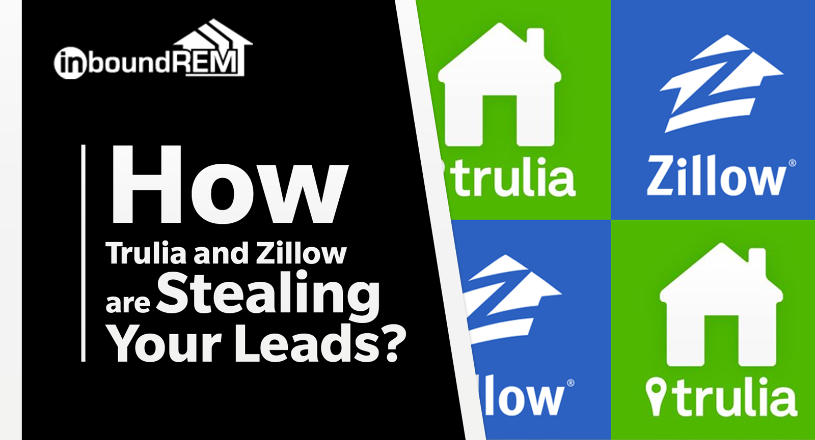 How trulia and zillow are stealing your leads inboundrem for Call zillow