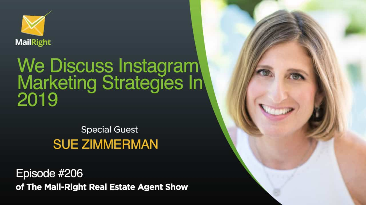 Instagram for Realtors with Guest Sue B Zimmerman