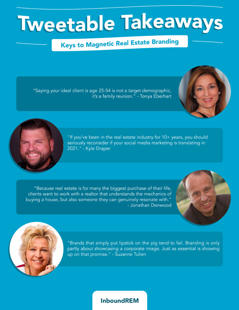 tweetable quotes about realtor branding